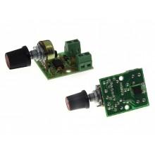 Регулятор PWM 0.3KW вращения двигателя постоянного тока M124.1 Модуль в сборе (1 шт)