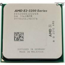Процессор 2-х ядерный AMD E2-3200 2.4Ghz Socket FM1 (1 шт.) б/у