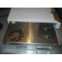 Блок питания адаптер 12V 30A 360W S-360-12 Metall