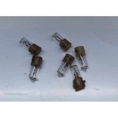 Лампа накаливания сверхминиатюрная СМН 9-60  - 1шт.