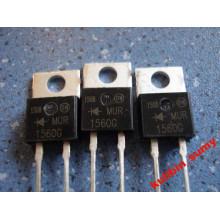 MUR1560, Ультрабыстрый диод 15А 600В [TO-220AC] (1 шт.) #D17