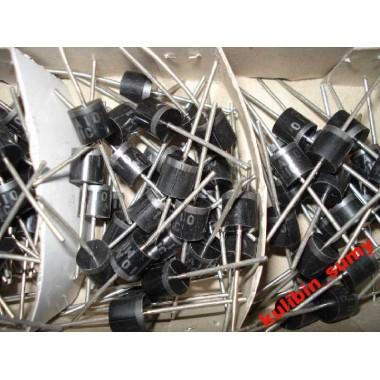 Выпрямительный диод 10А 1000В (1 шт.) #K25 10A10