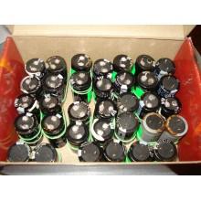 Конденсатор  демонтаж 470 Mf 200 V (1 пара) 470 200 #стенд