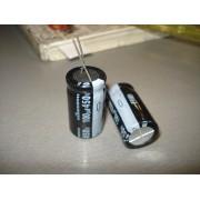 Конденсатор электролитический 100 uF 450 V, 105C, d18 h26 (1 шт.) #Q11 100 450