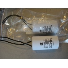 Конденсатор 10 µF 450 VAC; ±5%; d35 h64/JYUL/СВВ60; 50/60Hz; с проводами; 3000h (1 шт.) 10 450