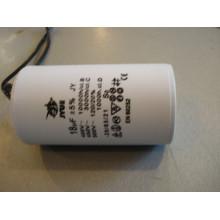 Конденсатор 18 µF 450 VAC; ±5%; d40 h72мм/JYUL/СВВ60; 50/60Hz; с проводами; 3000h (1 шт.) 18 450