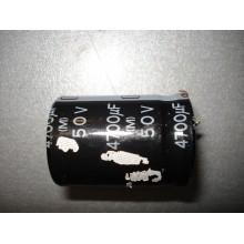 Конденсатор  4700 mkF 50V 50В 4700мкФ  (1 шт.) #5:8 4700 50 демонтаж