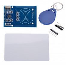 RFID модуль RC522 с карточкой доступа для Arduino  #0:11