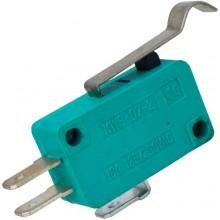 Микропереключатель с лапкой концевой MSW-04 ON-(ON) 3-х контактный, 10A, 125/250VAC (1 шт.) #1:94
