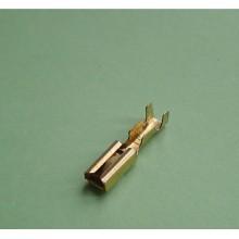 Клемма ножевая 2.8 мм мама (1 шт.)