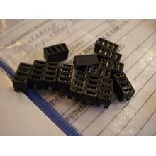 Стандартная перемычка джампер 2 pin 4 разъема 2.54mm (1 шт.) #K22
