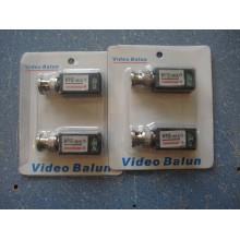 Одноканальный пассивный видео трансивер для CCTV камер видеонаблюдения (2 шт.) Balun