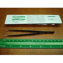 Антистатический пинцет Tweezers VETUS ESD-11 для смд (SMD) компонентов