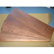 Стеклотекстолит фольгированный двусторонний 48*12,8 см 1,5 мм