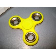 Спинер спиннер игрушка (1 шт.) желтый