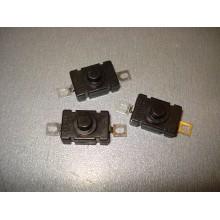 Кнопка c фиксацией KAN-28, 250V 1.5А (1 шт.)