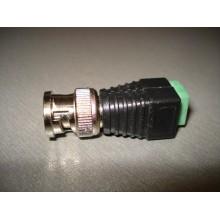 Штекер BNC на кабель, с клеммной колодкой (1 шт.)