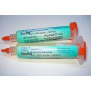 Флюс NC-559-ASM-UV (TPF) для пайки радиокомпонентов 10 г. в шприце