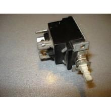 Кнопка ПКН с фиксацией KDC-A04-2, 220V, 8A, 4pin (1 шт.) б/у