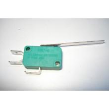 Переключатель концевой 16А / 250V KW1-103-4-B1SA рычаг длинный (6,3 мм контакт)