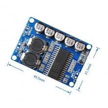 Модуль TDA8932 35 Вт усилитель низкой частоты класс D моно (1 шт.) # 1:106