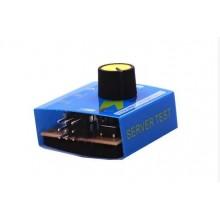 Тестер сервоприводов 3ch ECS Контроллер скорости (1 шт.) #1:106