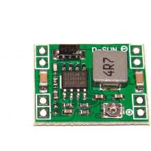 Понижающий преобразователь стабилизатор MP1584EN MP1584 XM1584 3А вместо LM2596 (1 шт.) #A13