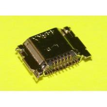 Гнездо разъем micro USB 11pin планшет телефон коннектор № 15 (1 шт.)