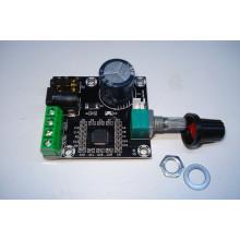 PAM8610 + Модуль усилителя 2x15 Вт с регулятором громкости
