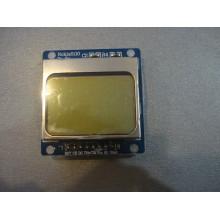 LCD NOKIA 5110 84 x 48 точек контроллер PCD8544