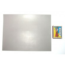 Подложка термо прокладка изолятор силикон 0,3 мм 200 х 155 мм (1 шт.)