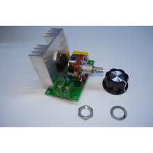 Регулятор мощности - диммер 4000W 220V фазовый симисторный BTA41-600 В * 26