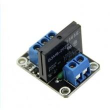 Модуль твердотельного реле на 1 канал OMRON G3MB-202P, 5V для Arduino (1 шт.) #1:27