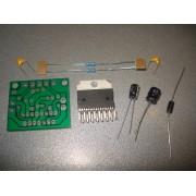 Комплект для сборки усилителя TDA7297 12V 15W (1 шт.)