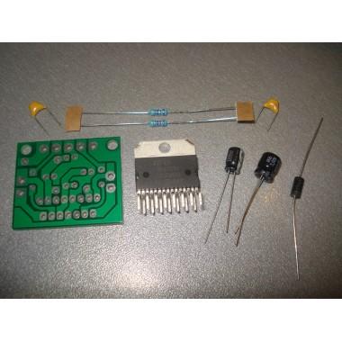 Комплект для сборки усилителя TDA7297 12V 15W (1 шт.) #0:2