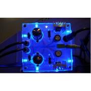 Радиоконструктор для сборки гибридный ламповый усилитель с питанием 12 вольт