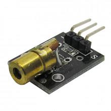 Лазерный модуль KY-008 (1 шт.) #1:97