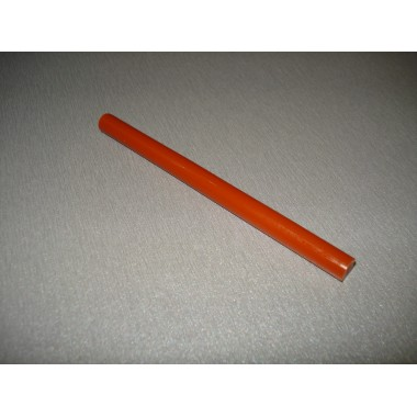 Палочный клей силиконовый для клеевого пистолета диаметр 7 мм стержень силиконовый коричневый (1 шт.)