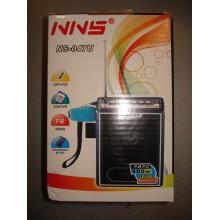 Радиоприёмник - портативная колонка NNS NS-047U USB/SD/MP3