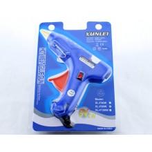 Пистолет для селиконового клея XL-F60 (1 шт.)