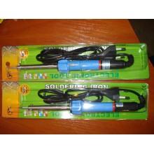 Паяльник YF-728, 40W, 220V, c LED индикатором, нихромовый нагреватель