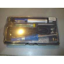 Набор ZD-972В (паяльник, подставка, припой, оловоотсос, наконечник)