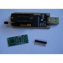 Программатор CH341A USB для EEPROM / FLASH 24/25 серии + Адаптер зажим для USB программатора В * 26