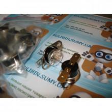 Термопредохранитель самовосстанавливающийся 10A/250V/105°C (KLS5-KSD301A-10A-105-BF1 – KLS) (1 шт.)