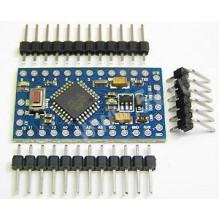 Микроконтроллер Arduino Pro mini 168 Ардуино ATmega168 mega168 3,3V 8MHz 3,3в 8МГц (1 шт.) #вит27