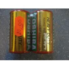 Батарейка Toshiba R20KG (1 шт.)