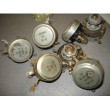 Переменный резистор СП-1 1,0 МОм А-1ВТ-II (1 шт.)