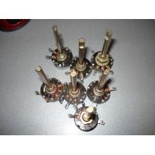 Переменный резистор СП-1 2,2 мОм А-1ВТ-II с длинной ручкой 5 см (1 шт.)