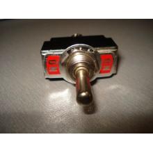 Тумблер KN3(B)-103 (ON-OFF-ON) 3-х контактный, 6A, 250VAC (1 шт.)