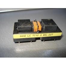 Трансформатор EEL-22T (1 шт.) б/у проверенный полностью рабочий #1:111